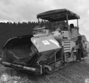 Vögele S1900 used asphalt paving equipment