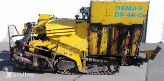 Demag DF45 C used asphalt paving equipment
