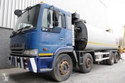 obras públicas rodoviárias Hino 700FY tarspreader