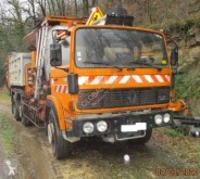 Renault G290 road construction equipment used sprayer