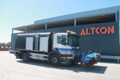 staţie de asfalt Scania