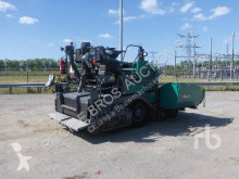wegenbouw asfaltafwerkmachine Vogele