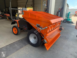 Ausa gravel spreader road construction equipment D150MRA