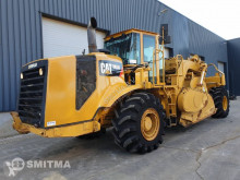 travaux routiers Caterpillar