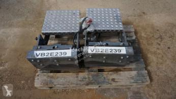 equipamientos maquinaria OP equipamiento obras de carretera usado