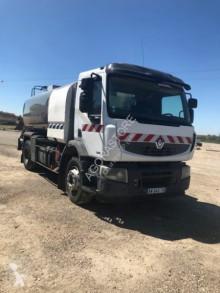 obras de carretera pulverizador Renault