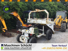Ausa Splitstreuer Einstreumaschine 150D used asphalt paving equipment