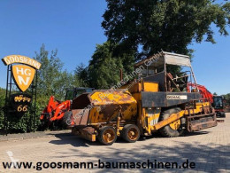 Demag DF 10 used asphalt paving equipment