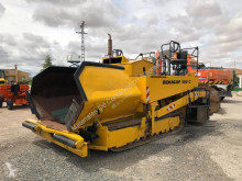 Demag DF 110 C used asphalt paving equipment
