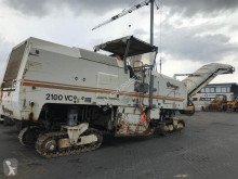 Travaux routiers Wirtgen 2100 VC Profiler