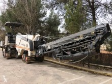 Used asphalt paving equipment Wirtgen W 100 F