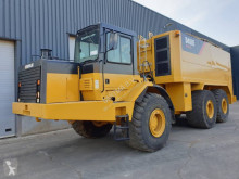 Caterpillar D400E II road construction equipment used