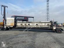 Obras de carretera pulverizador Kolberg Gussasphaltfertiger/Gussasphal Kocher