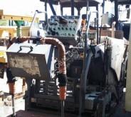 Wegenbouw Vogele S 800-200 TV S800 + TAB AB200TV tweedehands asfaltafwerkmachine