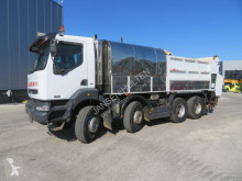 Travaux routiers Renault 420 DC Bitumen truck with splitter spreader occasion