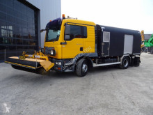 MAN TGM15.240 Bitumen spray truck road construction equipment used
