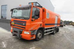 Obras de carretera DAF CF 65 - Burtec Bitumensprayer usada
