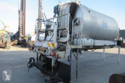 Yol çalışmaları asfalt distribütörü Maguin Epan 8000 Bitumensprayer on Hookarm System