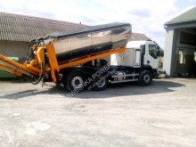 Obras de carretera Volvo Sprider Maskiner M-25 - VOLVO FE 340 pavimentadora usada