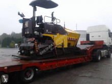 Obras de carretera Volvo 2820 pavimentadora usada