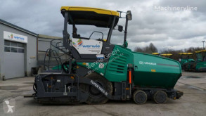 Vögele SUPER 1803-3i used asphalt paving equipment