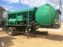 Obras de carretera Breining SAL-14000 Slurry planta de asfalto usada