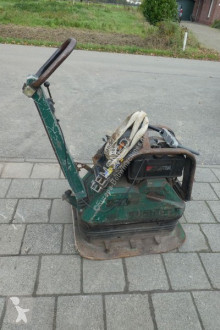 Grondverdichter SAMAC type S 6000 VA € 1950,-- tweedehands handwals