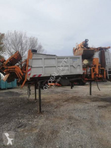 Secmair road construction equipment used sprayer
