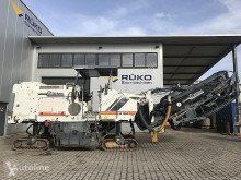 Wirtgen W 1500 road construction equipment used