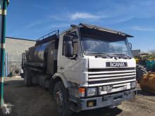 Scania sprayer road construction equipment 93HL(NA8594Z)