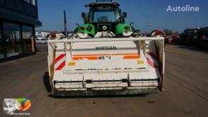Obras de carretera estabilizador de suelo Wirtgen WS 250 Anbaustabilisierer Tractor-towed stabilizer