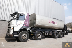 Volvo FM9-340 road construction equipment used sprayer
