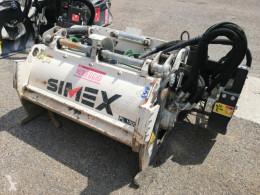 Obras de carretera cepilladora Simex PL1000