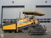Demag DF110P used asphalt paving equipment