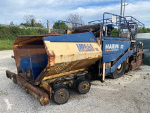 Marini MF665 WD used asphalt paving equipment
