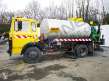 Iveco sprayer road construction equipment MAGIRUS 130.13