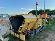 Wegenbouw Bitelli BB621C tweedehands asfaltafwerkmachine