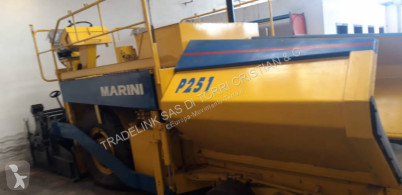 Marini P251 használt aszfaltbedolgozó gép