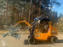 Obras públicas rodoviárias pavimentadora Probst Pavermax VM-301