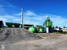 Obras de carretera planta de asfalto Ermont RM 120
