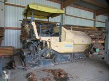 Demag DF 65 C Straßenfertiger Kette Verbreiterbar használt aszfaltbedolgozó gép