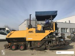 Komprimerings- och avjämningsmaskin Titan VOLVO-ABG 473-2