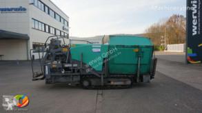Vögele Super 800 used asphalt paving equipment