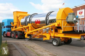 Obras de carretera planta de asfalto Parker Phoenix RoadStar 1500