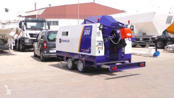 Vägarbeten Asphalt Recycler 500 ny
