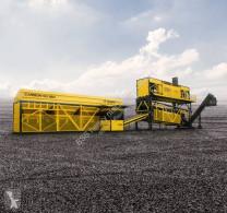 Obras de carretera planta de asfalto Marini Carbon T-Max 160 mobile asphalt plant