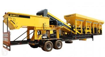 Obras de carretera planta de asfalto Marini USM 600 MAX COLD ASPHALT + SOIL MIX PLANT