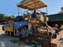 Obras de carretera pavimentadora Marini MF665