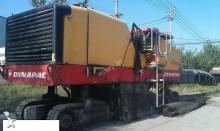 obras públicas rodoviárias estabilizador de solos Dynapac