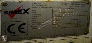 Vedeţi fotografiile Echipamente pentru lucrari rutiere Simex PLB300